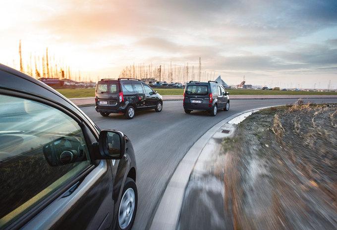 Foto S Dacia Dokker 1 5 Dci Mercedes Citan 109 Cdi