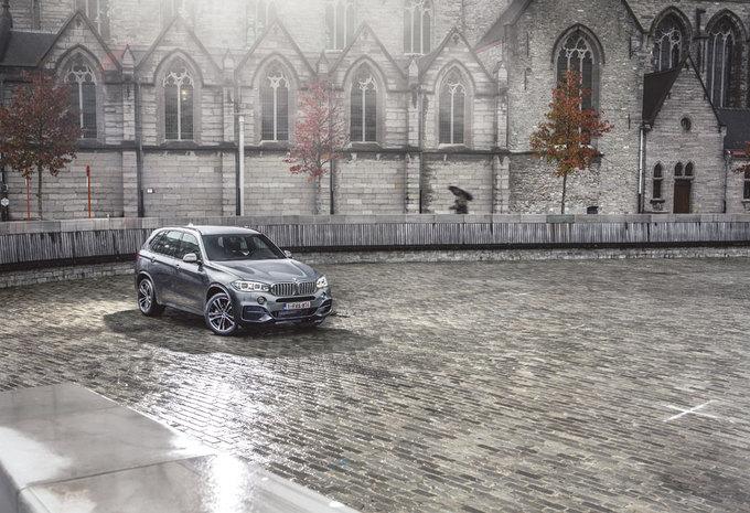 BMWX5 M50d : Adelbrieven #1