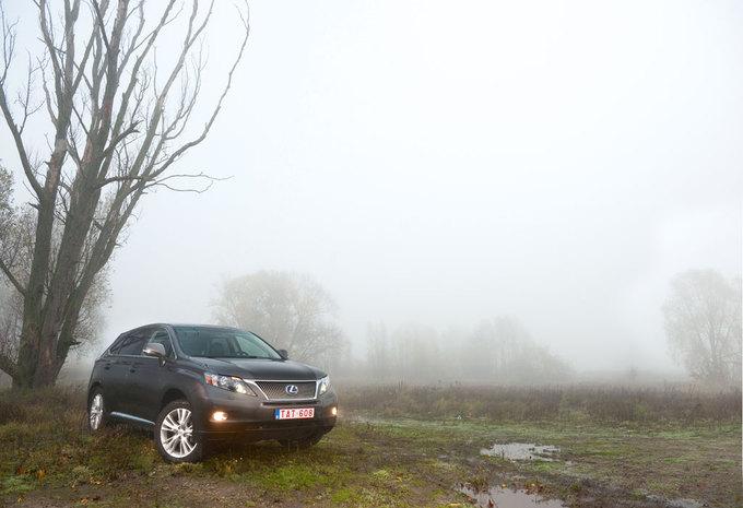 LEXUS RX 450h FWD : Drooglegging #1