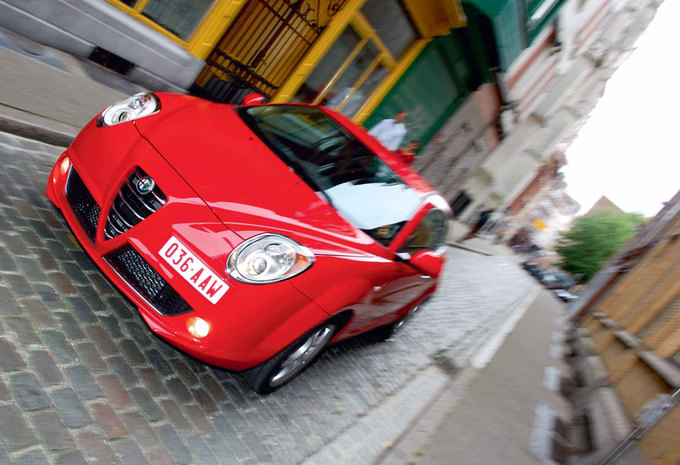ALFA ROMEO MITO 1.4 TB : Sex and the city #1