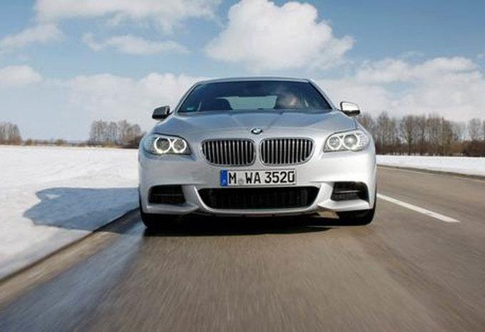 BMW M550d xDrive (2012) #1
