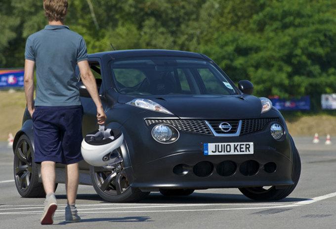 Nissan Juke-R (2012) #1