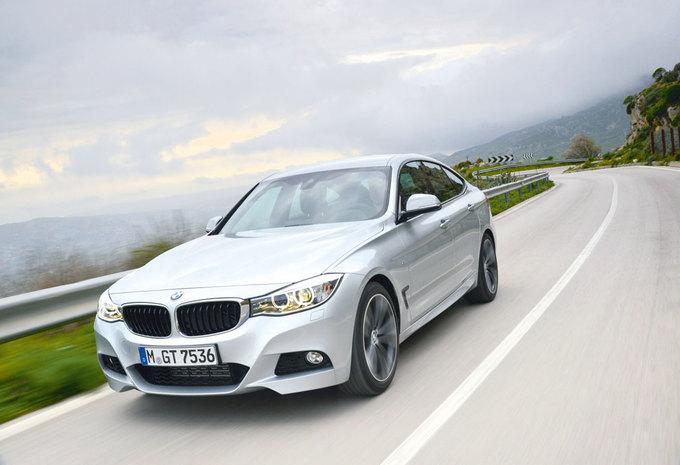 BMW 335i GRAN TURISMO (2013) #1