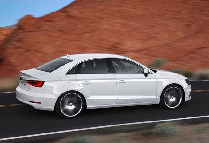 Test Wegtest Audi A3 Berline 1 4 Tfsi Cod 2013 Autowereld