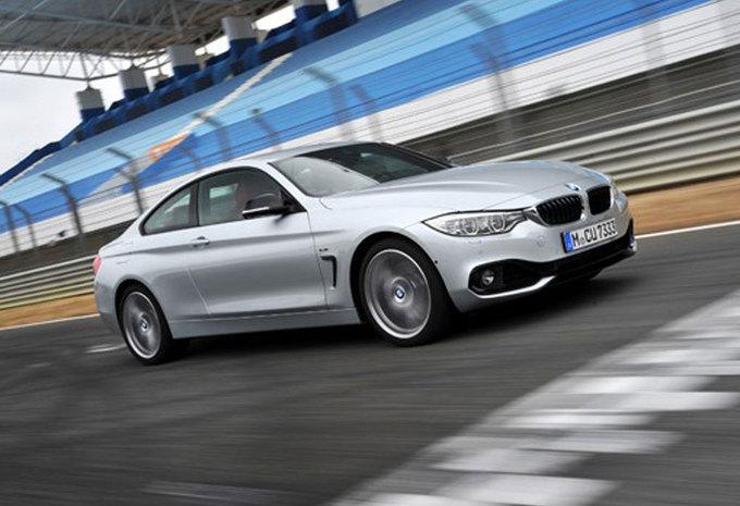 BMW 435i (2013) - Circuittest #1