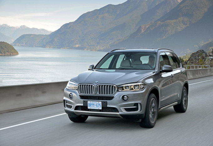 BMW X5 XDRIVE 30d (2013) #1