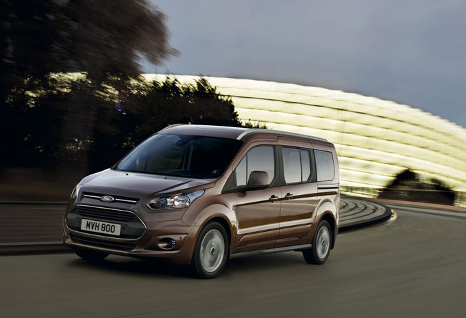 test wegtest ford grand tourneo connect 1 6 tdci 2013 autowereld. Black Bedroom Furniture Sets. Home Design Ideas