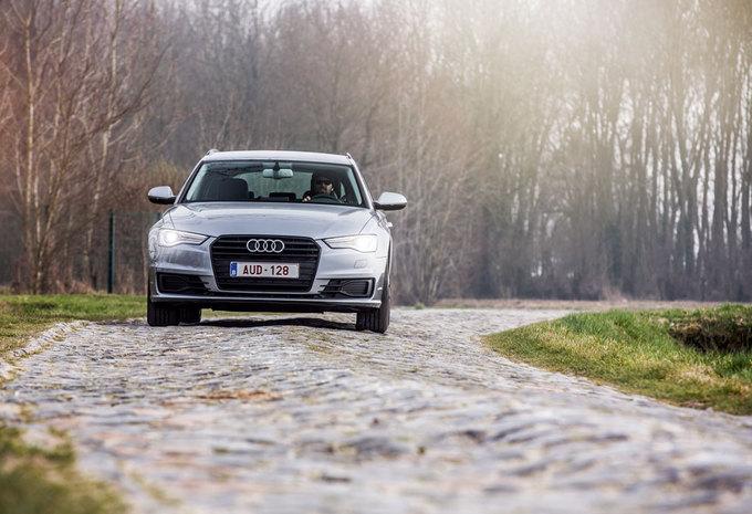 Test Wegtest Audi A6 Avant Ultra 2014 Autowereld