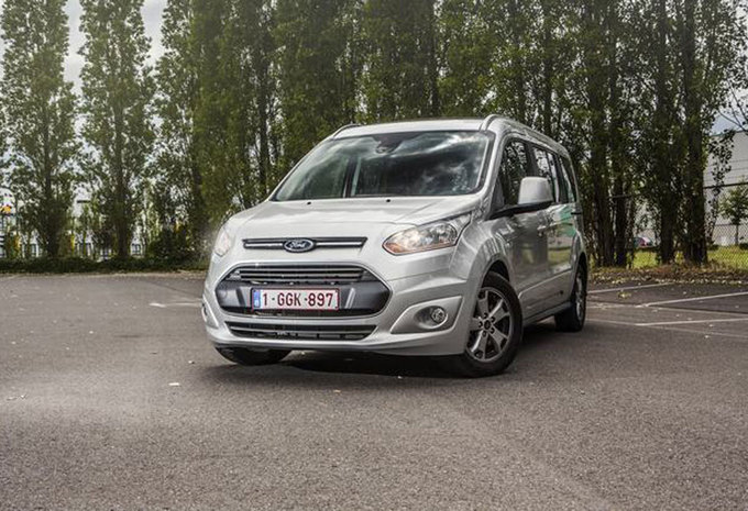 LANGEDUURTEST: Ford Grand Tourneo Connect 1.6 TDCI (slot) #1