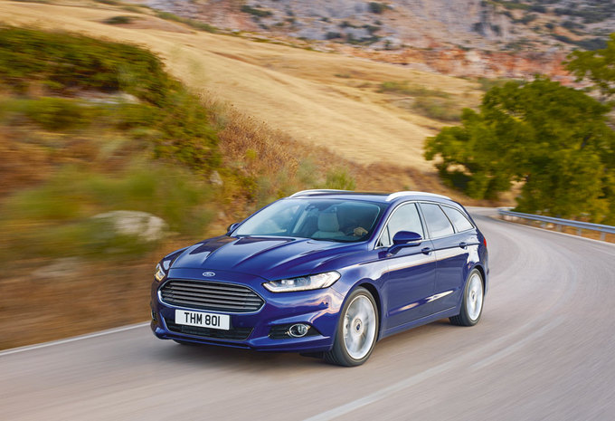 FORD MONDEO BREAK 1.5I ECOBOOST (2014) #1