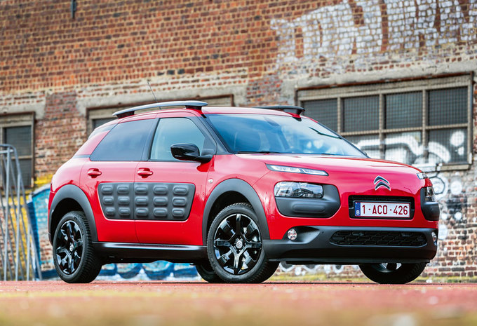 test citroen c4 cactus intro autowereld. Black Bedroom Furniture Sets. Home Design Ideas