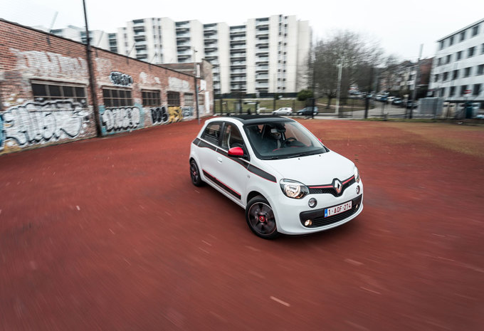 RENAULT TWINGO - Toppers #1