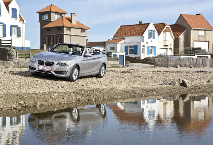 BMW 220i Cabrio #1