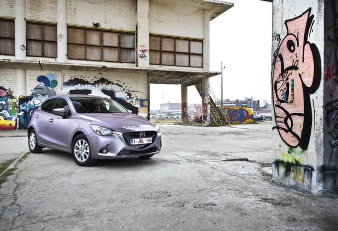 Mazda 2 1.5 90 #1