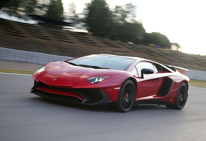 Lamborghini Aventador LP 750-4 Superveloce : fast and furious #1