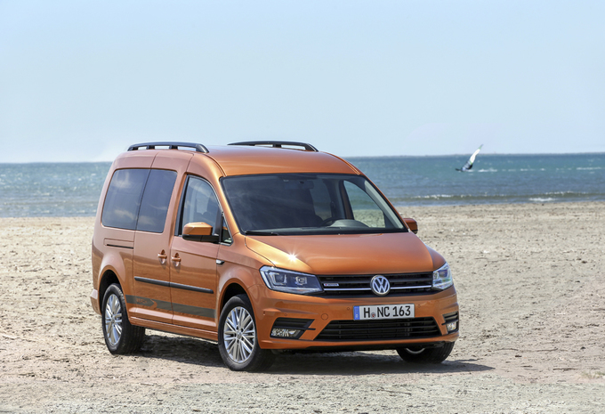 Volkswagen Caddy Maxi #1