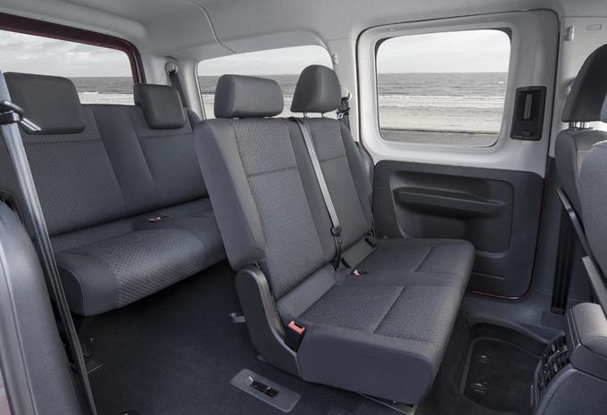 foto 39 s volkswagen caddy maxi autogids. Black Bedroom Furniture Sets. Home Design Ideas