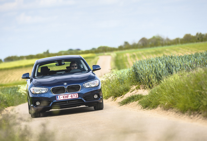 BMW 116d #1