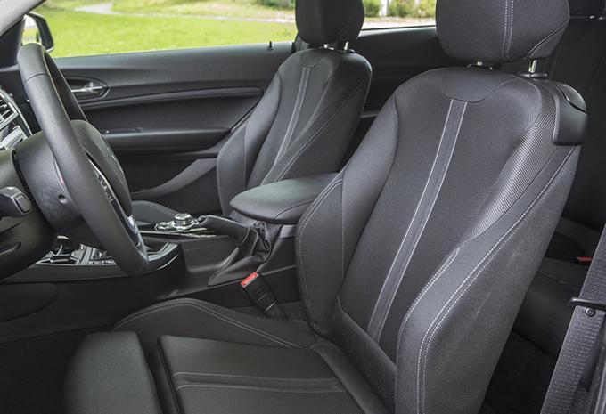 images essai bmw 116d s rie 1 2015 moniteur automobile. Black Bedroom Furniture Sets. Home Design Ideas