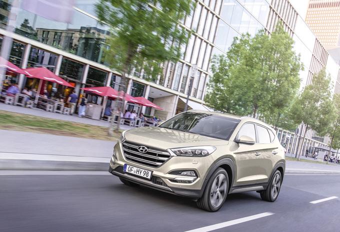 Hyundai Tucson: plus ambitieux que jamais #1