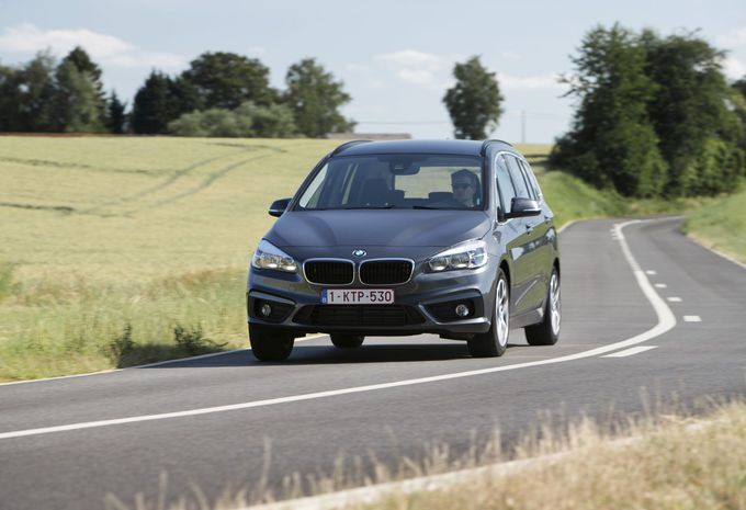 BMW 216d Gran Tourer #1
