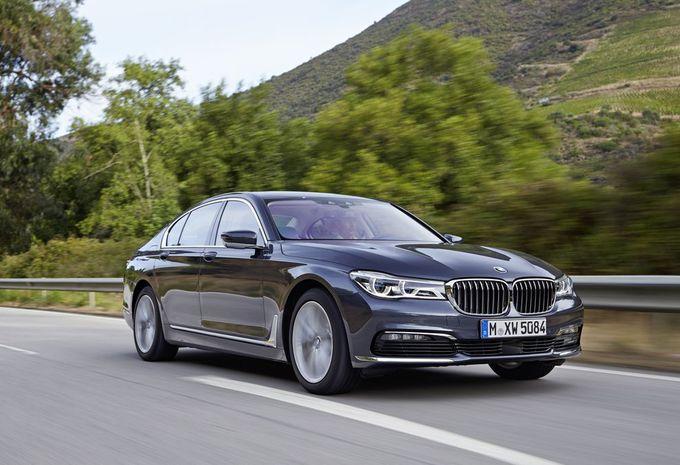 BMW Série 7 : chasse aux étoiles #1