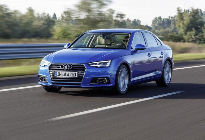 Audi A4 2016: Opgelegde oefening #1