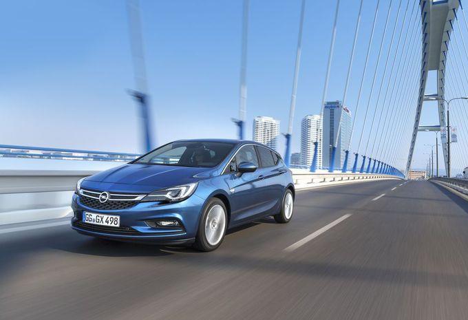 Opel Astra : la Golf en ligne de mire #1