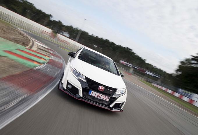 Honda Civic Type R : Record ! #1