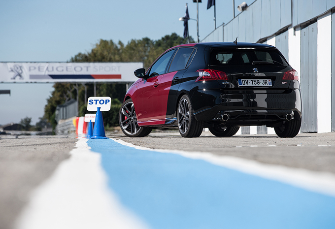 Peugeot Sport 308 GTi 270 (2015) - circuittest #1