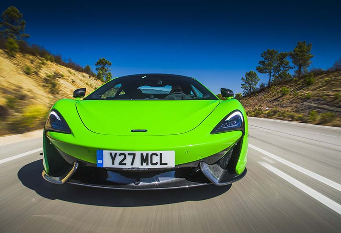 McLaren 570S : la perfection au quotidien #1