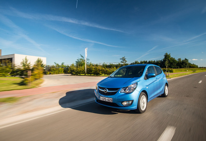 Images Comparatif 4 Citadines 224 5 Portes L Opel Karl Et