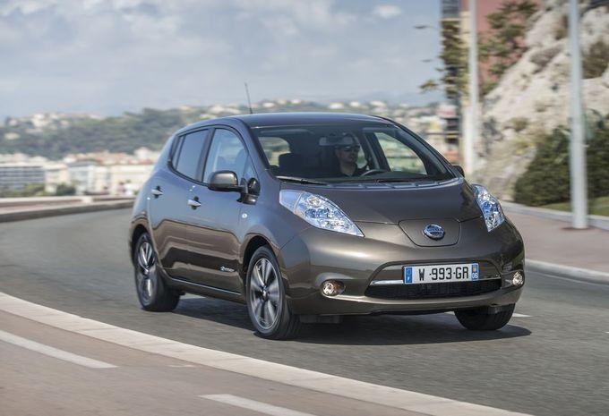 Nissan Leaf 30 kWh : nouvelles piles #1