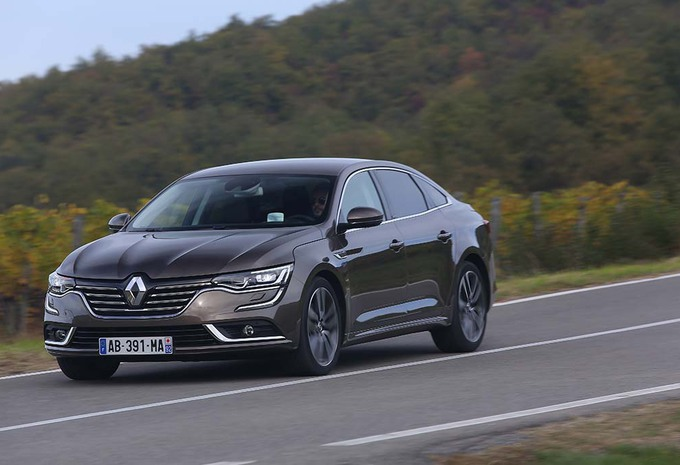 essai renault talisman l heure des gris gris moniteur automobile. Black Bedroom Furniture Sets. Home Design Ideas