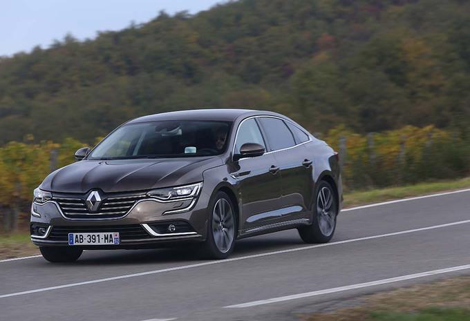 Renault Talisman : l'heure des gris-gris #1