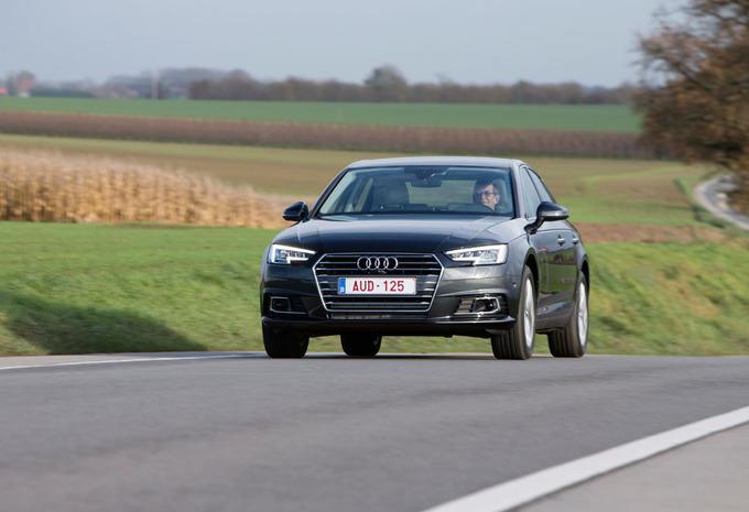 Audi A4 2.0 TFSI Ultra : Alternative #1