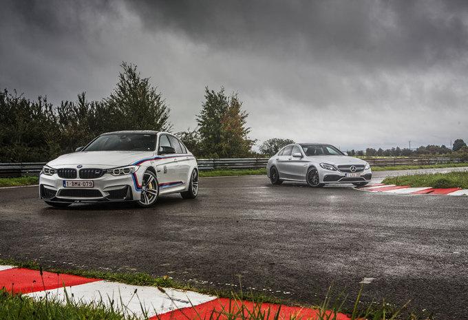 BMW M3 // MERCEDES-AMG C 63 S : De finale #1