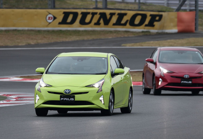 Toyota Prius : Evolution logique #1