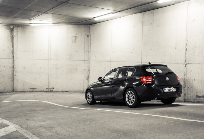 BMW 116d - Toppers #1