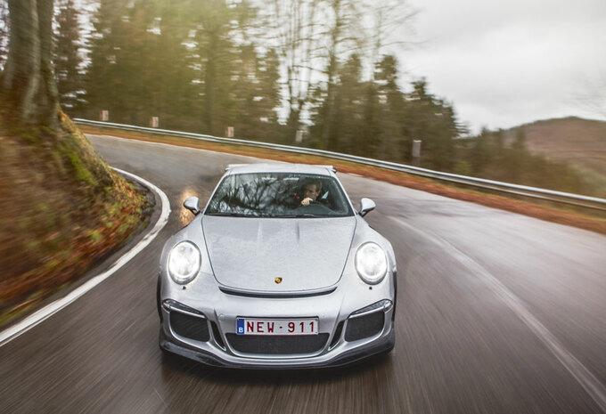 PORSCHE 911 GT3 RS : Ik ben snelheid #1