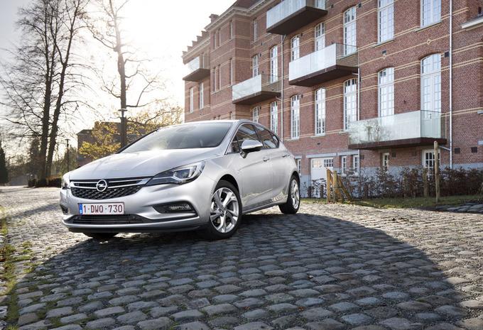 Opel Astra 1.0 Turbo ecoFLEX : Nouvelle génération #1