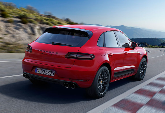 images porsche macan gts 2016 moniteur automobile. Black Bedroom Furniture Sets. Home Design Ideas