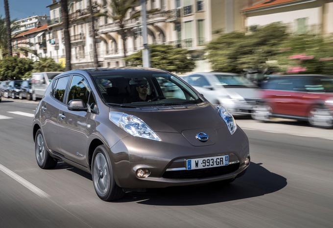 Nissan Leaf «30 kWh» : Plaisir prolongé #1