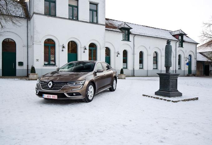 Renault Talisman Energy dCi 130 : Vrai retour #1