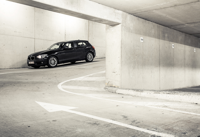 BMW 116d - Floppers #1