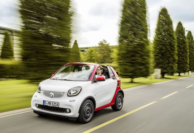 Smart Fortwo Cabrio: beproefd recept #1
