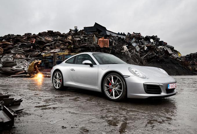 Porsche 911 Carrera S : Poumon d'acier #1