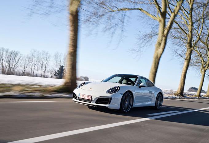 Porsche 911 Carrera : Niveau S #1