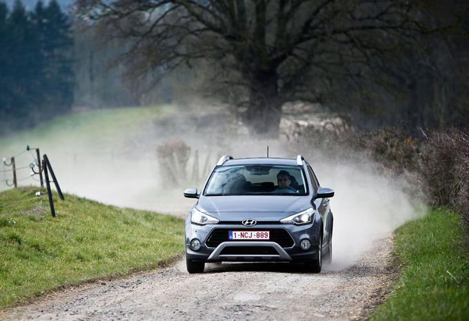 Hyundai i20 Active 1.0 T-GDi 120 : Sérieuse #1