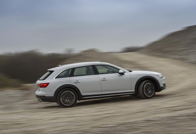 Audi A4 Allroad 2.0 TFSI Quattro (2016) #1